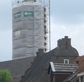 Kerk in Vierlingsbeek, opdrachtgever: Koenen & zn