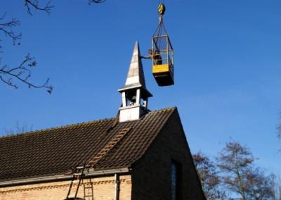 Renovatie kerktoren, Haastrecht